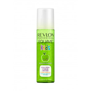 Revlon equave kids balsamo senza risciacquo green apple detangling conditioner 200 ml