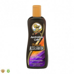 Intensificatore abbronzatura rapida spray Australian Gold 250 ml