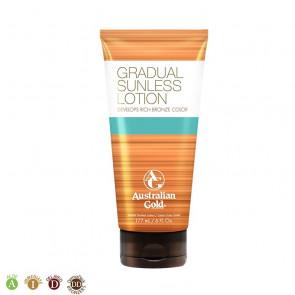 Australian Gold Gradual Sunless lotion 177 ml