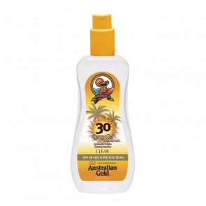 Protezione solare spray SPF15 pelli chiare Australian Gold 177 ml