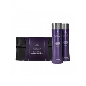 Alterna caviar replenishing moisture duo + pochette in omaggio