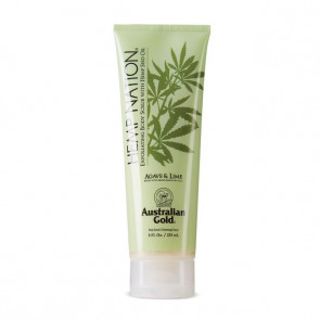 Australian Gold Hemp Nation Agave & Lime body scrub 237 ml