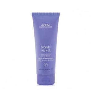Aveda blonde revival purple toning conditioner 200 ml
