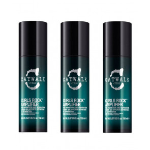 Kit 3 pezzi Curls Rock Amplifier Tigi