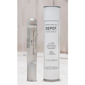 Depot n° 203 - Refreshing hair & scalp fragrance 20 ml