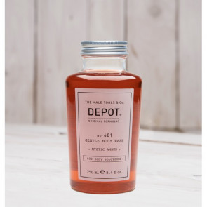 Depot n° 601 - gentle body wash mystic amber 250ml
