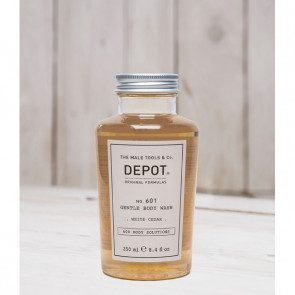 Depot n° 601 - gentle body wash white cedar 250ml