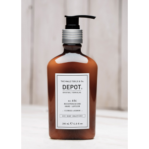 Schiuma da barba nutriente Ape by Depot 300 ml