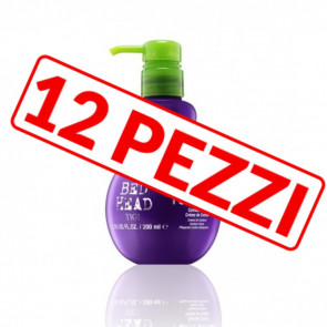 Kit 12 pezzi crema ricci Foxy Curls Contour Cream Tigi Bed Head 200 ml