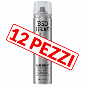 Lacca extra forte Tigi Bed Head kit 12 pezzi 385 ml