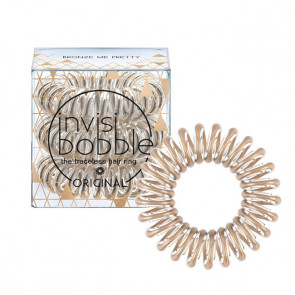 Invisibobble elastici time to shine bronze me pretty