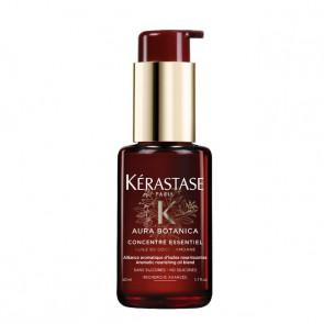 Siero idratante Kérastase con il 98% di ingredienti naturali, flacone vetro 50 ml