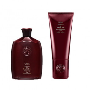 Oribe For Beautiful Color kit shampoo e conditioner