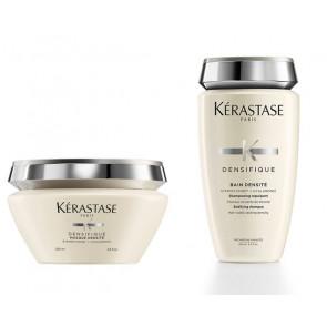 Kérastase densité kit densificante bain + maschera