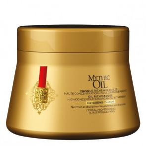 L'Oréal Pro Mythic Oil maschera per capelli grossi 200 ml