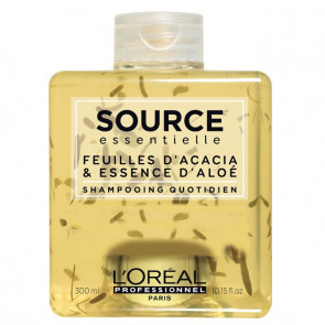 Source essentielle daily shampoo 300 ml con aloe vera e acacia