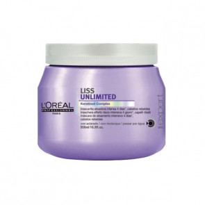 L'Oréal pro New Série Expert maschera Liss unlimited 500 ml