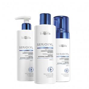 L'Oréal Pro Serioxyl kit densificante fuller hair 1 per capelli naturali