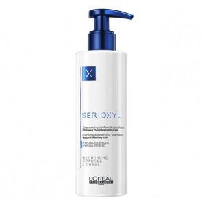 L'Oréal Pro Serioxyl shampoo per capelli naturali 250 ml