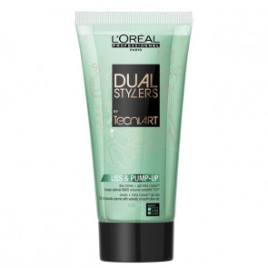 L'Oréal Pro Tecni Art Dual stylers crema-duo Liss & pump up 150 ml*