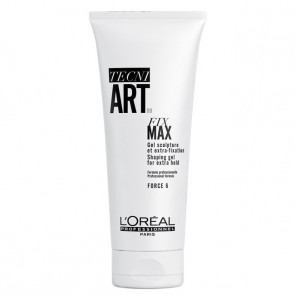 L'Oreal Pro Tecni Art styling gel fix max 200 ml