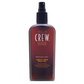 American Crew styling gel spray medium hold 250 ml