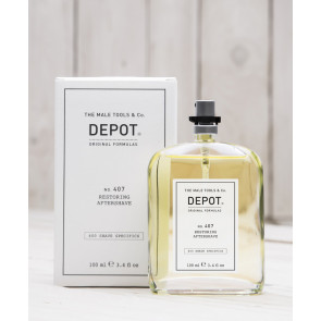 Depot n° 407 - Restoring aftershave 100 ml