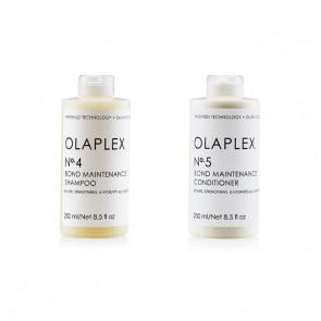 Shampoo e conditioner olaplex