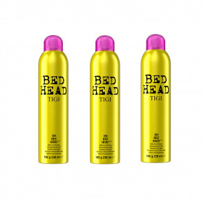 Kit 3 pezzi shampoo secco spray Tigi Bed Head Oh Bee Hive 238 ml