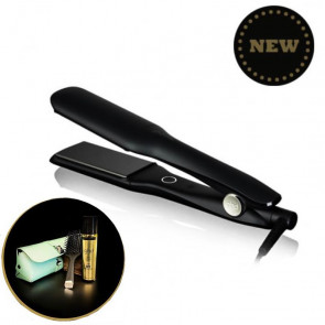 Ghd max professional wide plate styler con travel set in omaggio
