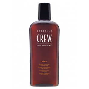 American Crew Bodycare bagnoschiuma 3-in-1 body wash 450 ml