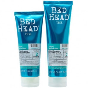 Tigi Bed Head Kit urban antidotes recovery shampoo + balsamo