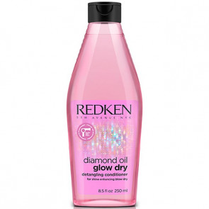 Redken diamond oil glow dry conditioner 250 ml