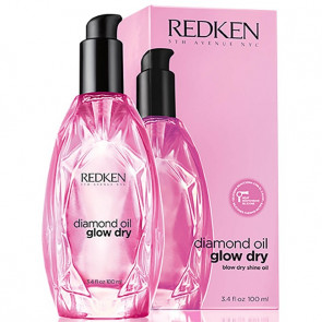 Redken diamond oil olio glow dry 100 ml