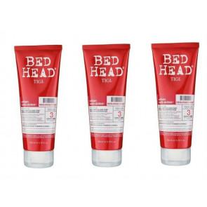 Kit 3 pezzi balsamo riparatore Tigi per capelli danneggiati 200 ml