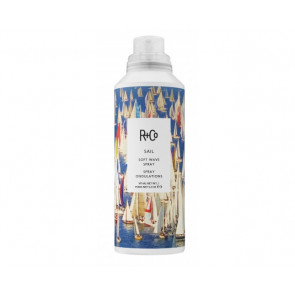 Spray R+Co. lucidante corporizzante per capelli stanchi e spenti, 200 ml