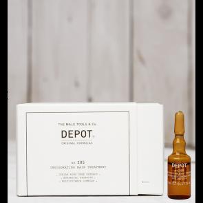 Trattamento anti-caduta Depot per uomo, capelli fini e deboli, flacone 100 ml