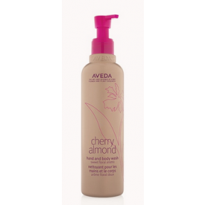 Aveda cherry almond hand and body wash 250 ml