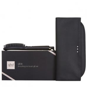 ghd Glide professional hot brush gift set