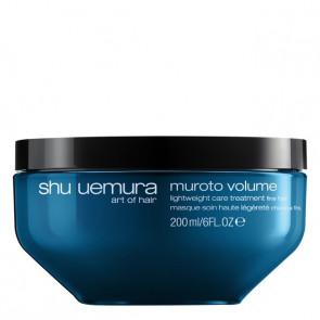 Shu Uemura new muroto volume maschera  200 ml