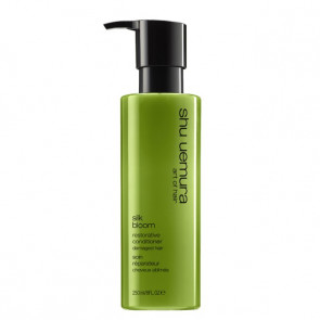 Silk Bloom balsamo capelli danneggiati shu uemura 250 ml