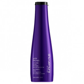 Shu uemura yubi blonde anti-brass purple shampoo 300 ml