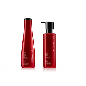 Shu Uemura kit Color lustre shampoo e conditioner capelli colorati
