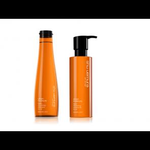 Kit Shu Uemura Urban Mositure shampoo e conditioner