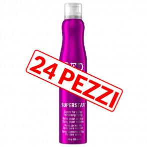 Spray ispessente pre-piega Tigi Bed head capelli sottili kit 24 pezzi 311 ml