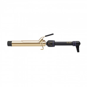 Hot Tools ferro 24k Gold XL Curling Iron 32mm