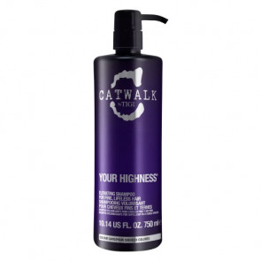 Tigi Catwalk Your highness shampoo 750 ml*