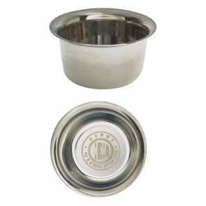 Depot accessori ciotola da barbiere Steel bowl