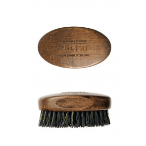 Depot accessori spazzola da barba Wooden beard small brush