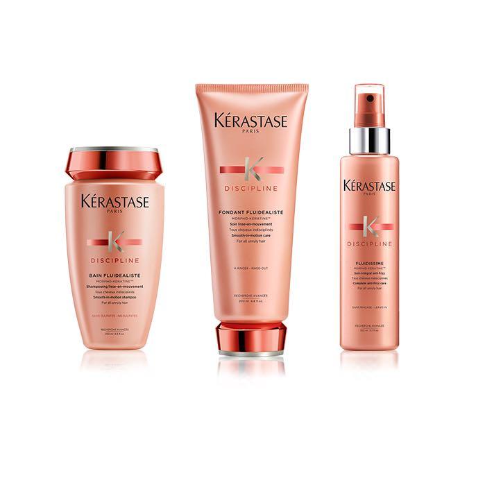 Kit anti-frizz capelli crespi fini shampoo balsamo spray Kérastase - Shop  Sereni e22f71bae630